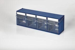 Multibox con 4 cassetti