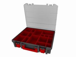 Valigetta ToolBox attrezzata