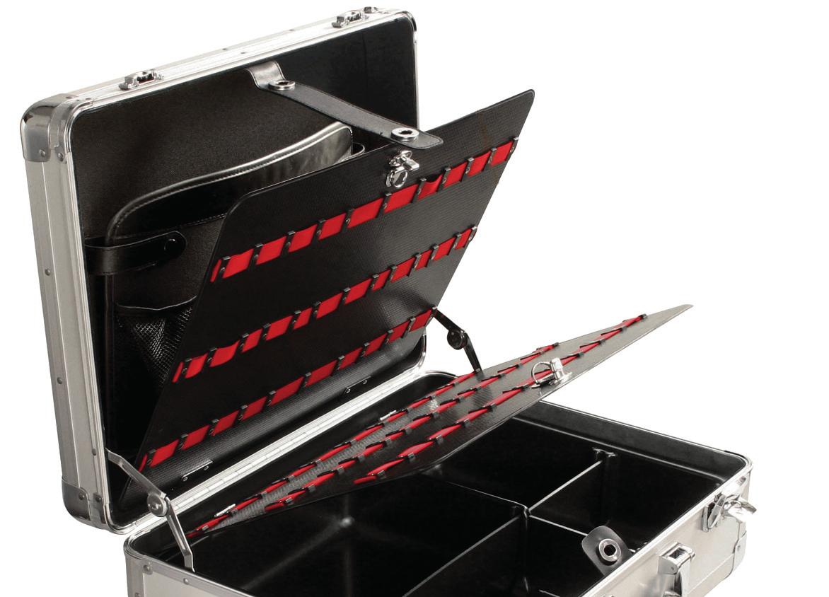 Valigetta professionale alluminio TOP
